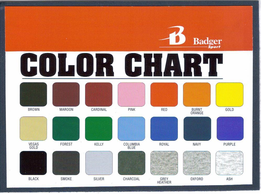 Altitude Headquarters Color Chart